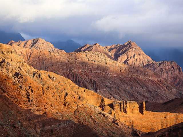 Far West ? Non, Nord-Ouest argentin entre Salta et Cafayate - Argentine, © Christian Juni - Tirawa