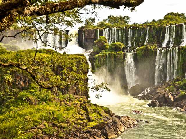 Chutes d'Iguaçu - Brésil, © Christian Juni - Tirawa