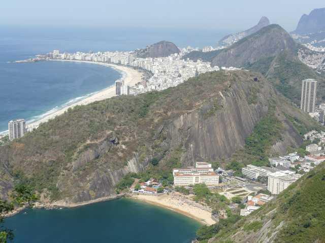 Rio, panorama depuis le sommet du Pain de Sucre - Brésil, © Julien Freidel - Tirawa
