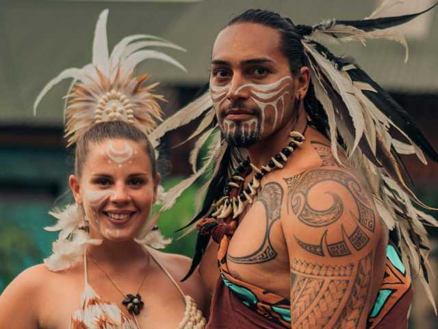Participants Tapati, © Tapati Rapa Nui Oficial