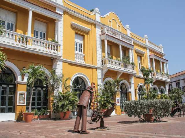 Beauté coloniale de Carthagène - Colombie, © Julien Freidel - Tirawa