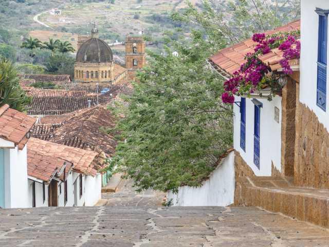 Barichara - Colombie, © Julien Freidel - TIRAWA