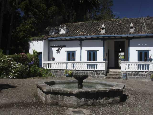Hacienda Pinsaqui - Equateur, © Julien Freidel - TIRAWA