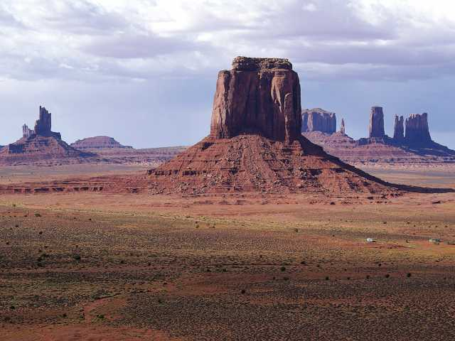Monument Valley - Etats Unis, © Julien Freidel - TIRAWA