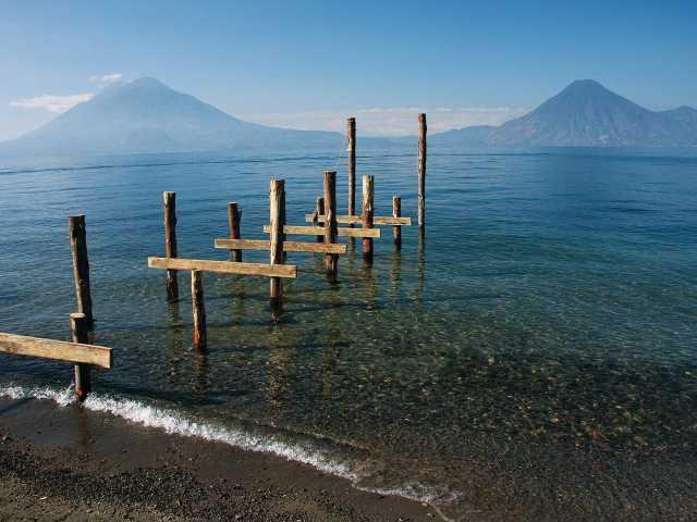 Lac Atitlan - Guatemala, © Julien Freidel - TIRAWA