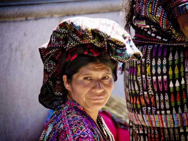 Rencontre - Guatemala, © Christian Leroy - Tirawa