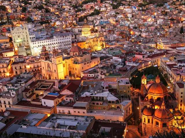 Guanajuato - Mexique, © Rafael Noreña