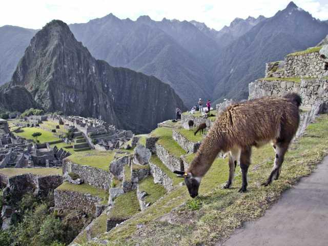 Le Machu Picchu - Pérou, © Robert Dompnier - TIRAWA