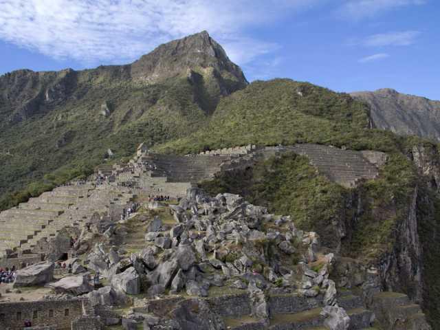 Le site du Machu Picchu - Pérou, © Christian Juni - TIRAWA