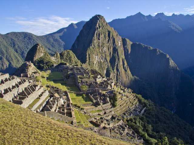 Le Machu Picchu - Pérou, © Christian Juni - TIRAWA