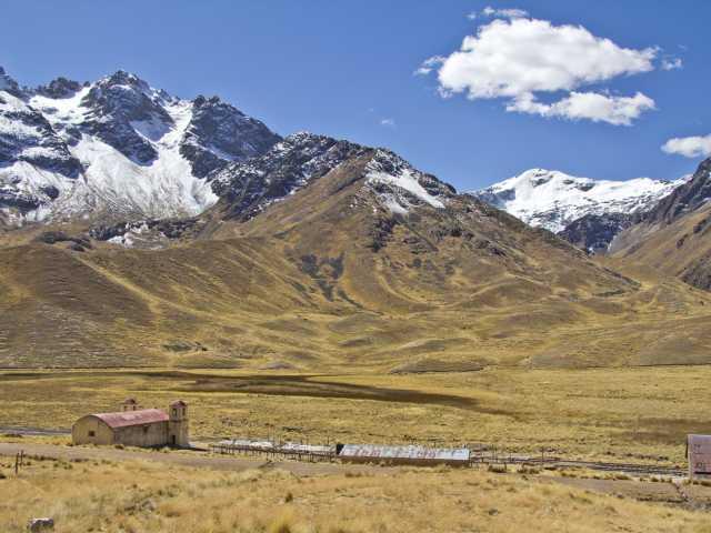 Passage du col de la Raya - Pérou, © Christian Juni - TIRAWA