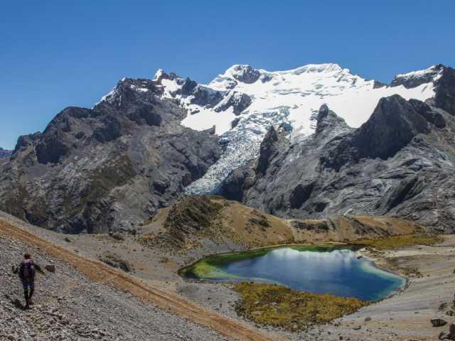 Trek dans les Cordillères Yauyos Pariacaca - Pérou, © Stéphane Vallin