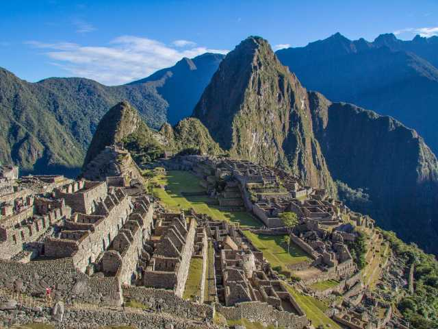 Extension Machu Picchu, © TIRAWA
