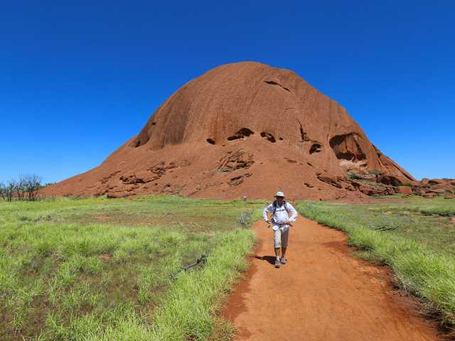 Uluru - Ayers Rock - Australie, © Christian Juni - Tirawa