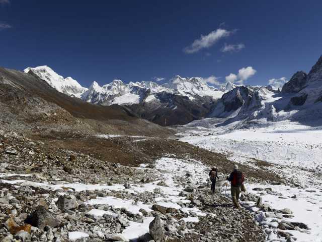 Col du Karakachula (5150 m) - Bhoutan, © Robert Dompnier - Tirawa
