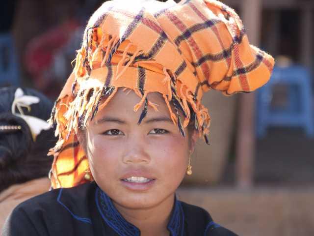 Jeune Pao - Birmanie, © Christian Leroy - Tirawa