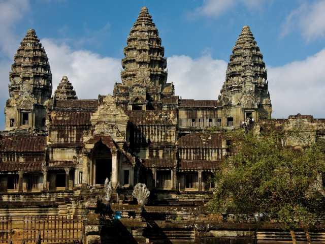 Angkor Vat - Cambodge, © Christian Juni - TIRAWA