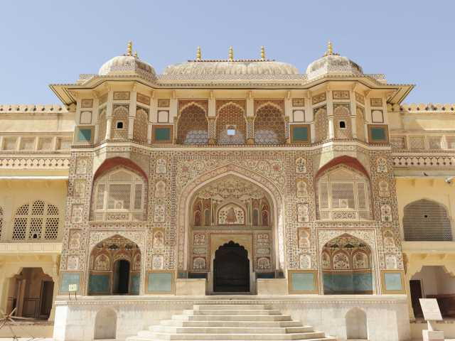 Palais du Maharadja Jaipur - Rajasthan, Inde, © Guillaume Chenot - Tirawa