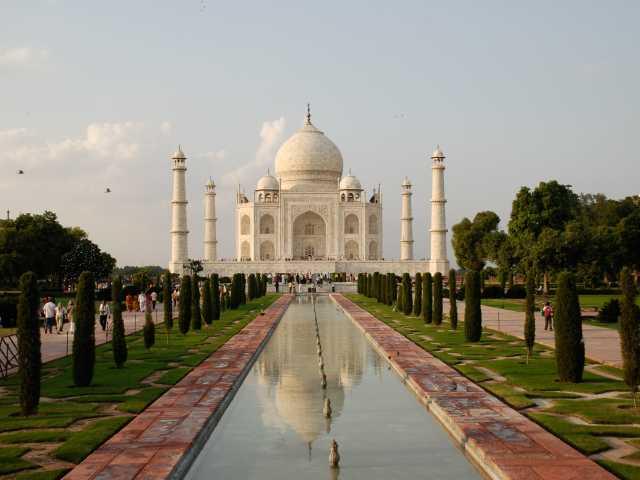 Taj Mahal - Agra - Inde, © Julien Erster - Tirawa