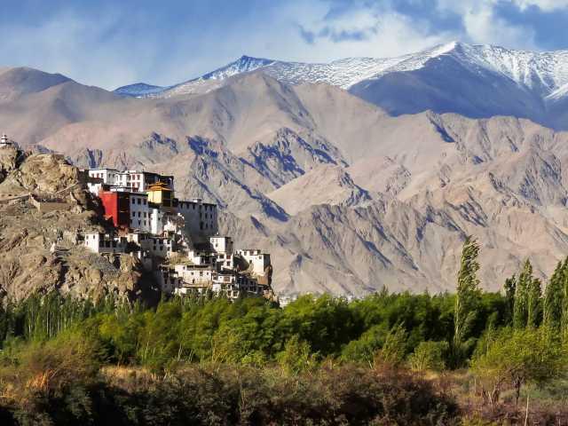 Tiksey, Ladakh - Inde, © Guillaume Chenot - Tirawa