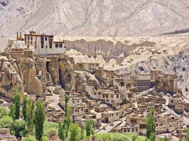 Monastère - Ladakh - Inde, © Christian Juni - Tirawa