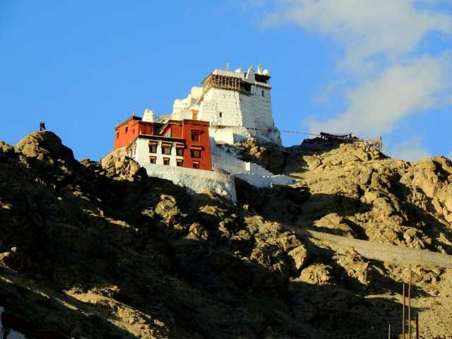 Au dessus de Leh, Ladakh - Inde, © Guillaume Chenot - Tirawa