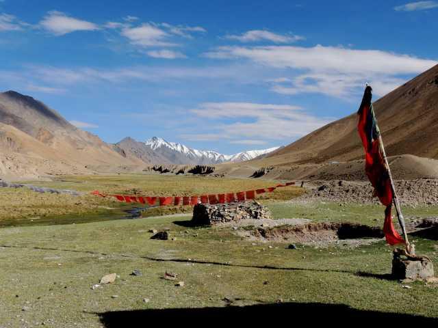 La vallée s'ouvre sur le Changtang, Ladakh - Inde, © Guillaume Chenot - Tirawa