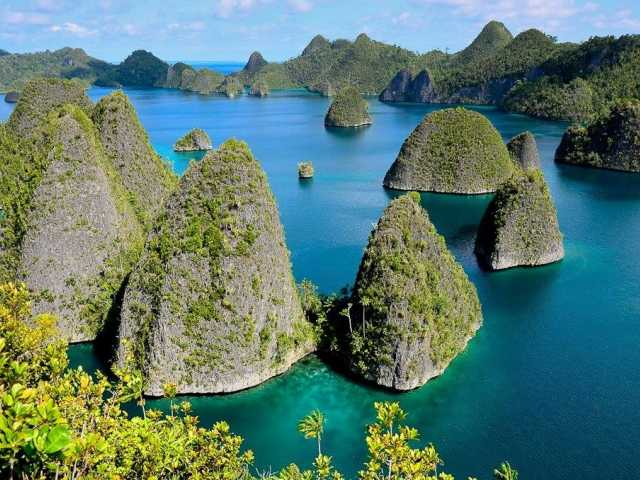 Archipel de Wayag, Raja Ampat - Indonésie, © Julien Erster - TIRAWA