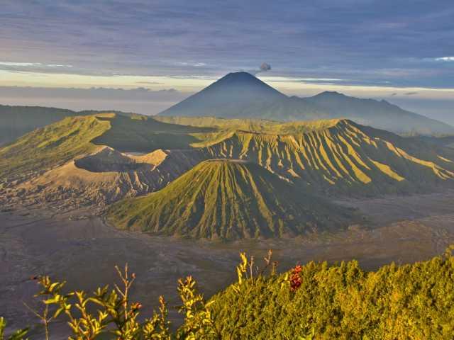 Caldeira du Tengger-Bromo-Semeru, Java - Indonésie, © Christian Leroy - TIRAWA