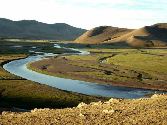 Vallée de l'Orkhon, Mongolie, © Tirawa