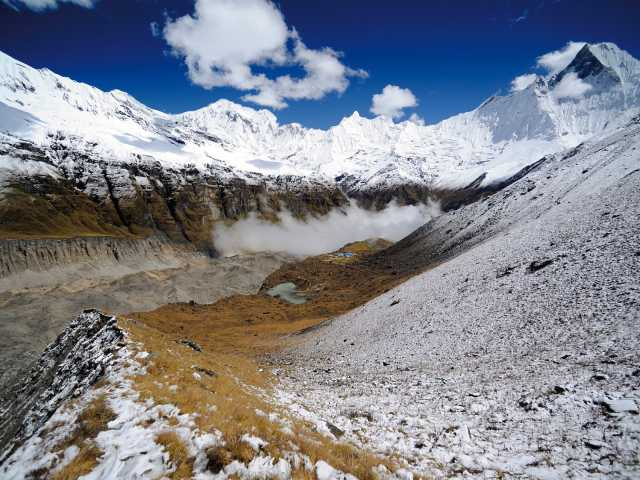 Sanctuaire des Annapurna - Népal, © Nathalie Granjard  - Tirawa