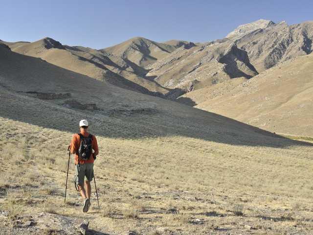 Trek dans la région de Sob - Ouzbékistan, © Géraldine Benestar - Tirawa