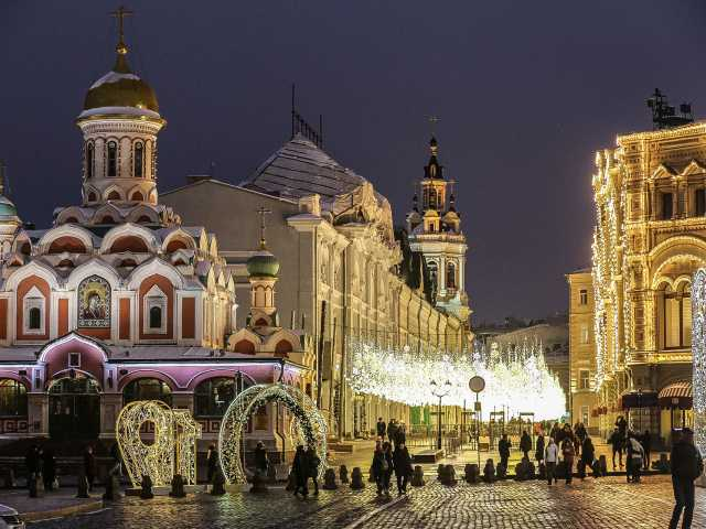 Moscou, place Rouge, © Christian Juni - Tirawa