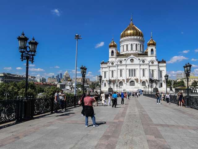 Moscou, la cathédrale, © Christian Juni