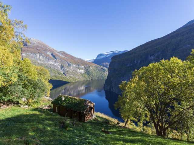 Geirangerfjord - Norvège, © Polaris Expéditions