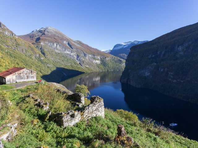 Geiranger fjord - Norvège, © Polaris Expéditions