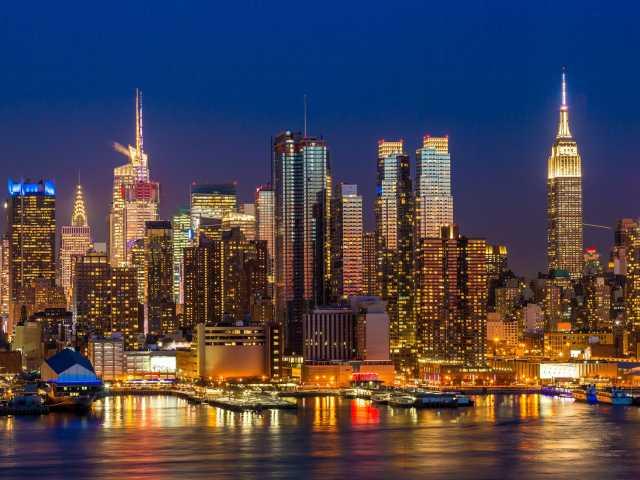 Skyline de New York, © Tirawa
