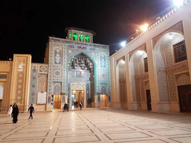 Mausolée Shiraz - Iran, © Christian Leroy - Tirawa