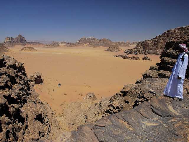 Désert du Wadi Rum - Jordanie, © Julien Erster - TIRAWA