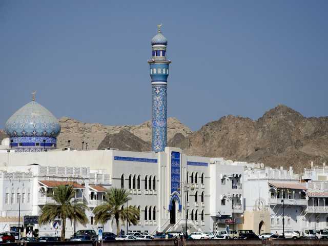 Corniche de Muttrah - Oman, © Julien Erster - TIRAWA