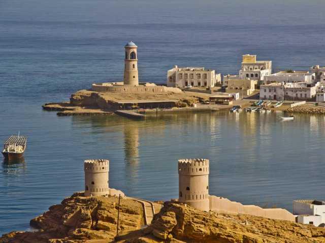 Ville de Sur - Oman, © Christian Leroy - TIRAWA