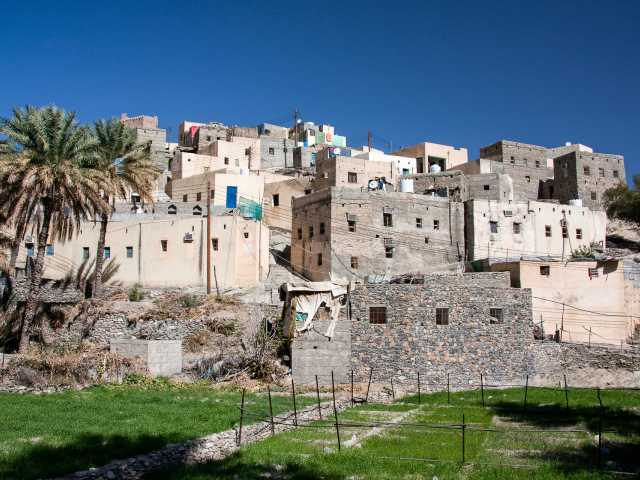 Village de Balad Sit - Oman, © Julien Erster - TIRAWA