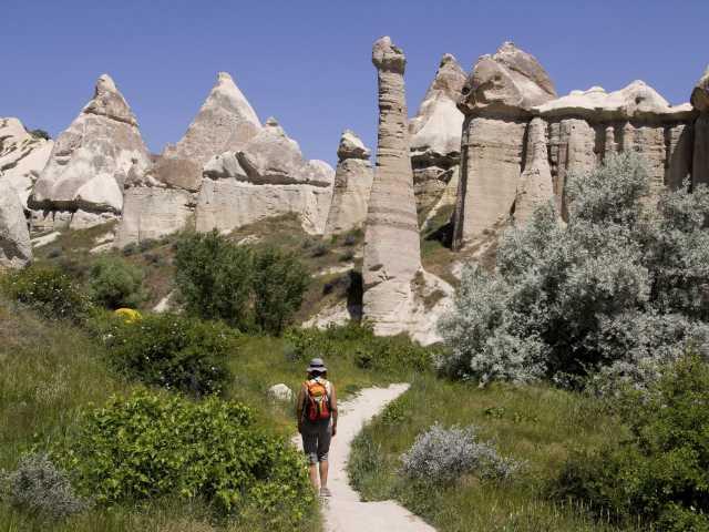 Vallée d'Akvadi, Cappadoce - Turquie, © Christian Leroy - TIRAWA