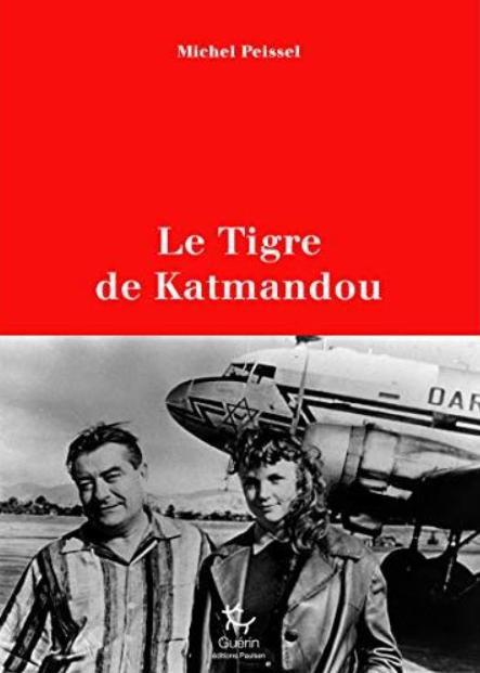 le tigre de kathmandou de Michel Peissel
