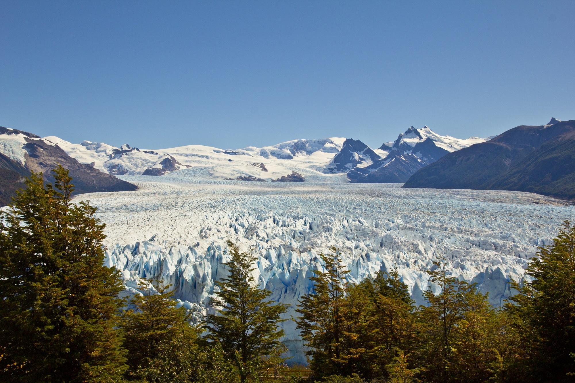 Glacier Patagonie Perito Moreno