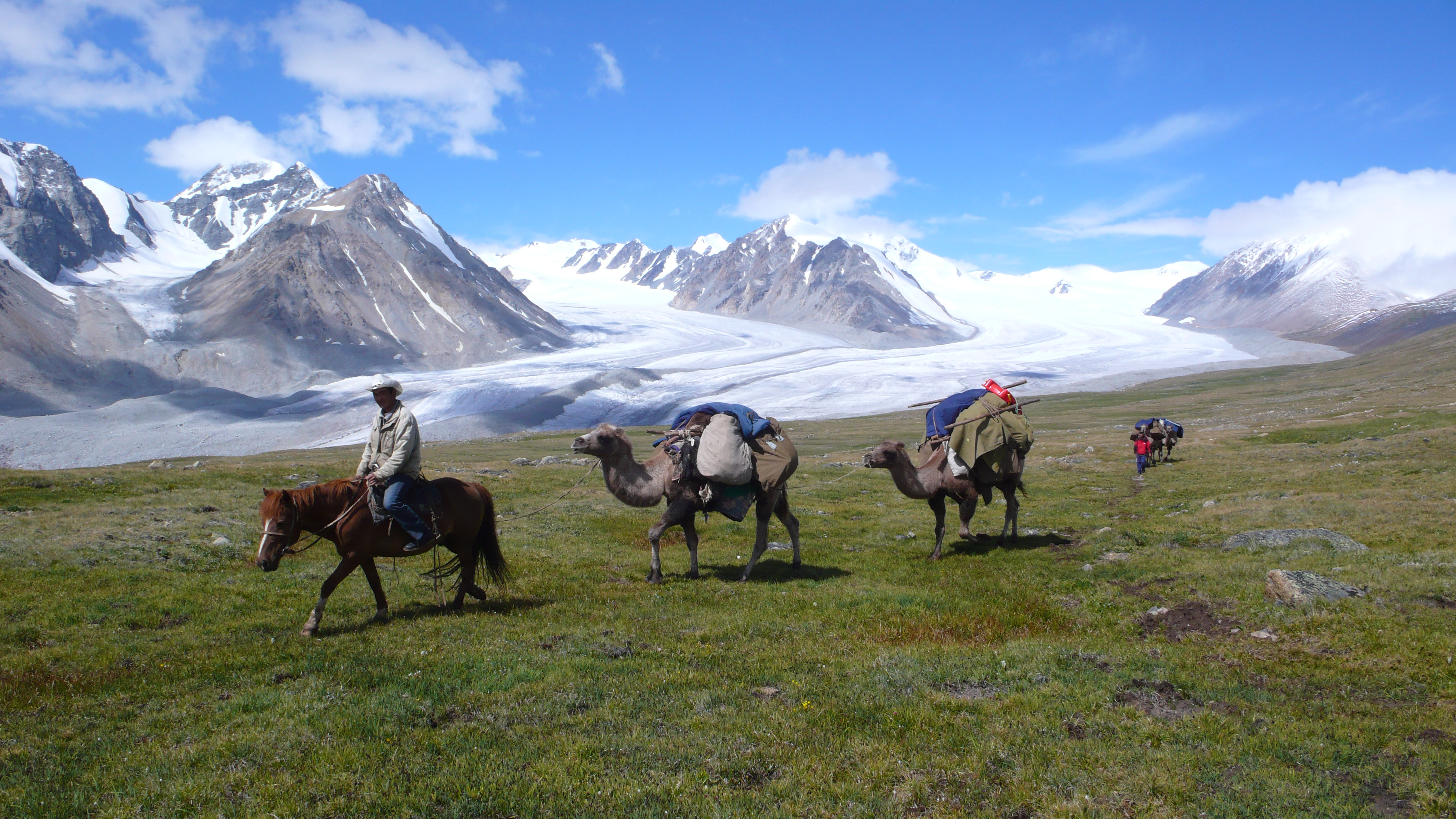 Mongolie altaï