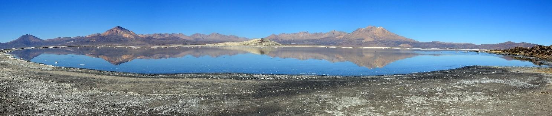 Salar de Surire Lagune
