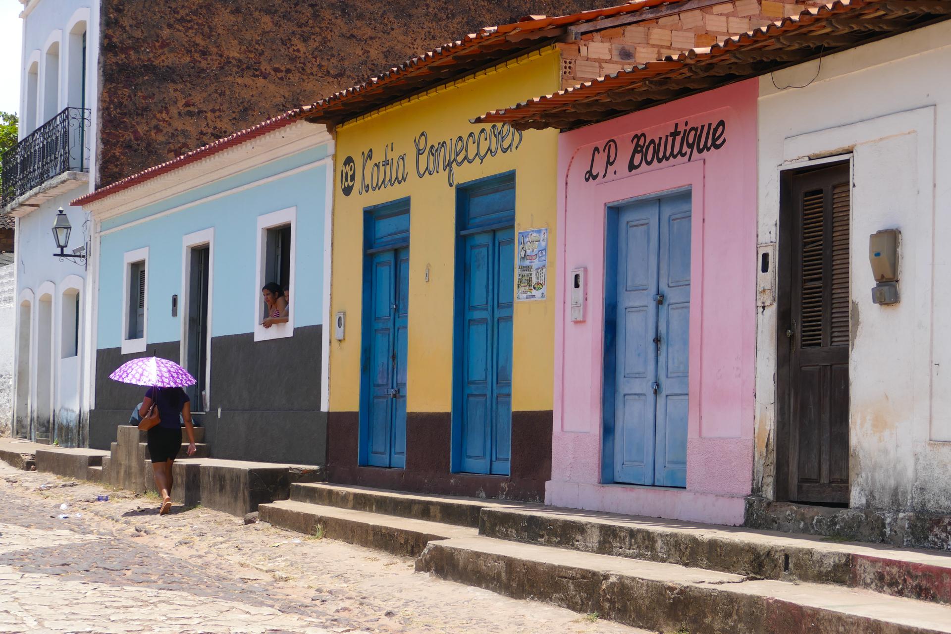 Rue Alcantara Bresil