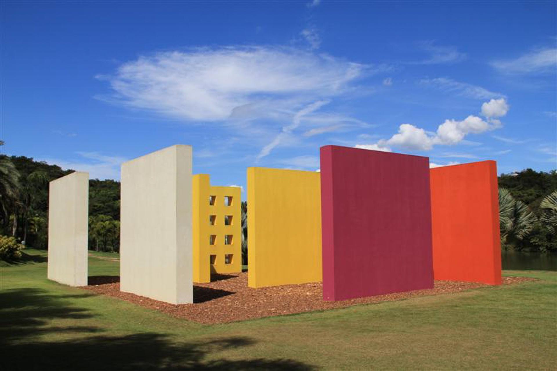 Art contemporain - Belo Horizonte - Brésil