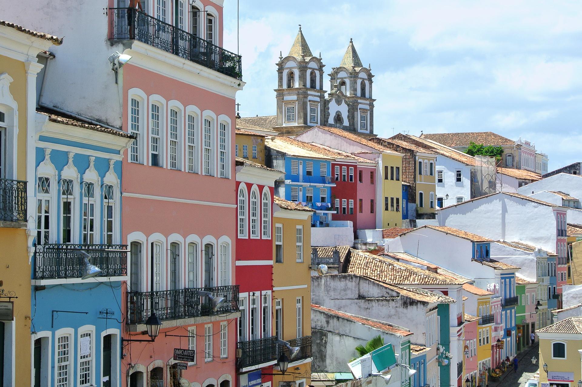 Salvador de Bahia Brésil